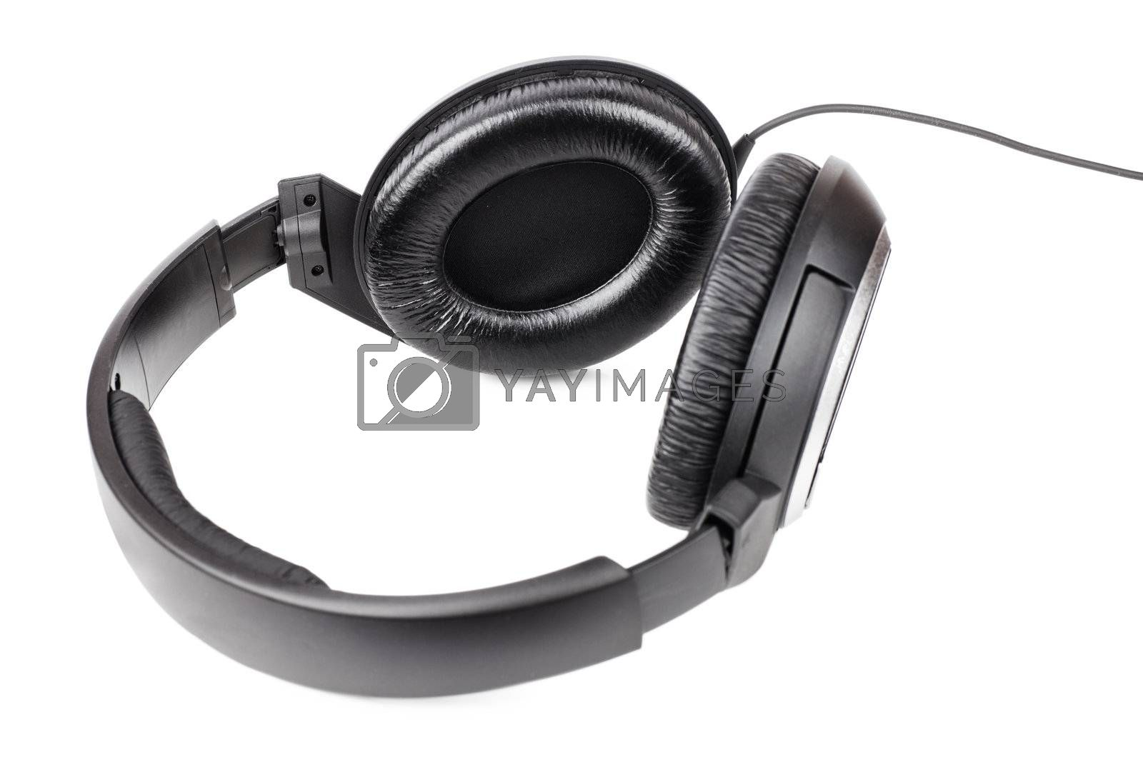 Royalty free image of Headphones by AGorohov