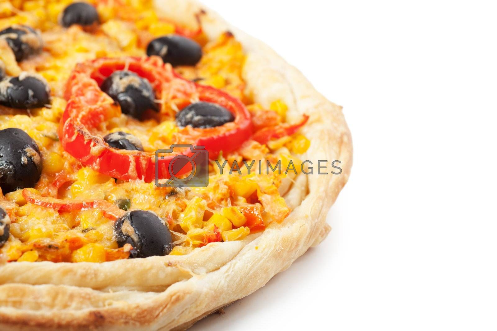 Royalty free image of Pizza by AGorohov
