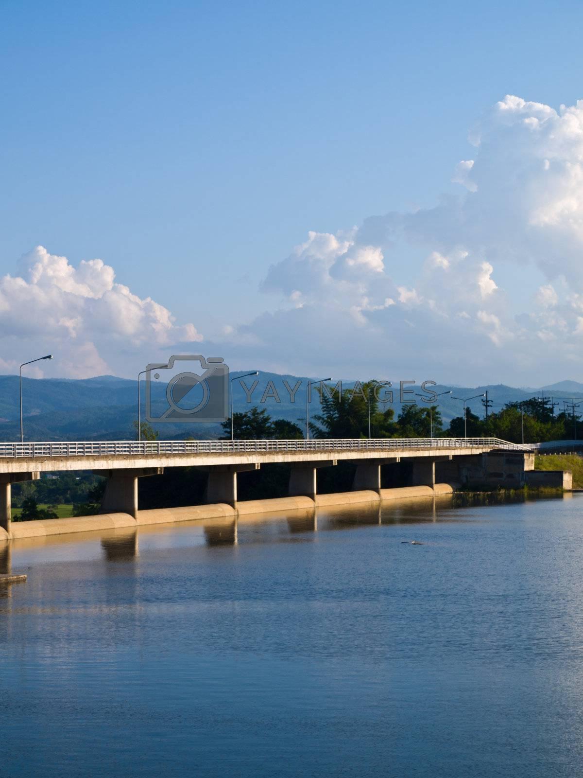 Mae Suay reservoir, Chiang rai, Thailand
