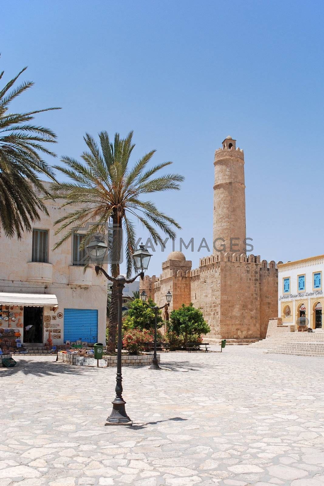 Ribat in Sousse, Tunisia by sergeyakovlev
