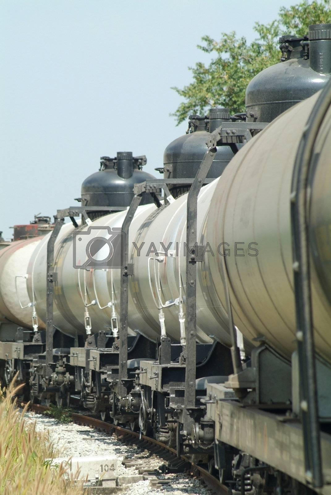 Freight train by epixx