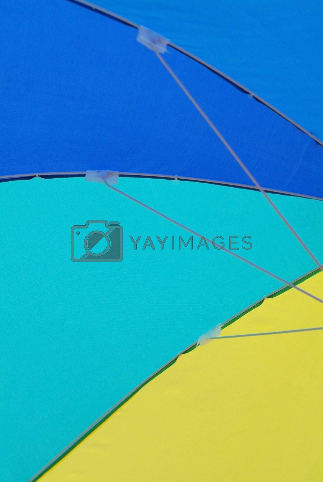 Parasol abstract by epixx