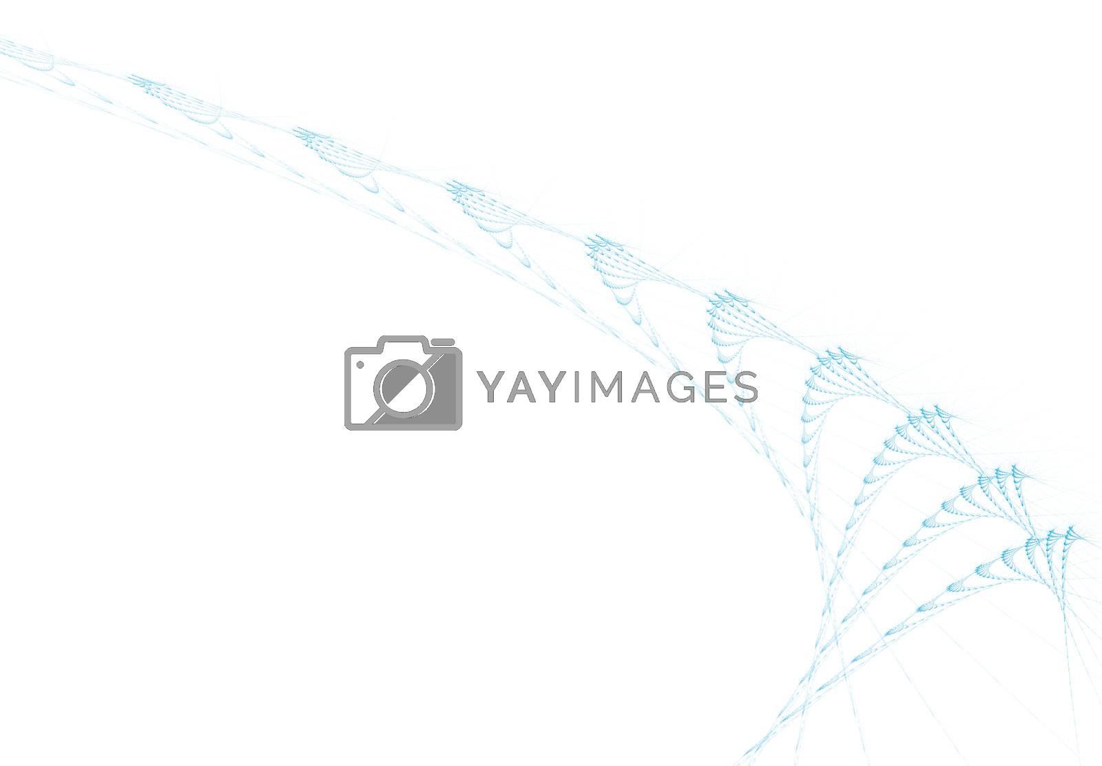 light blue diagonal pattern