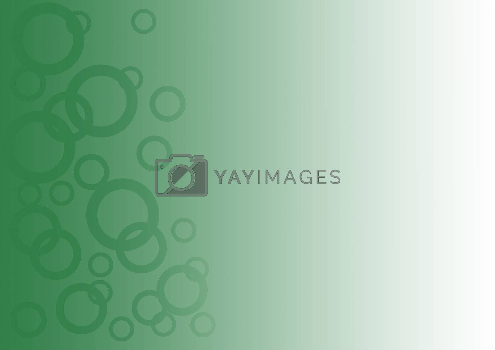 Background with Circles by werg