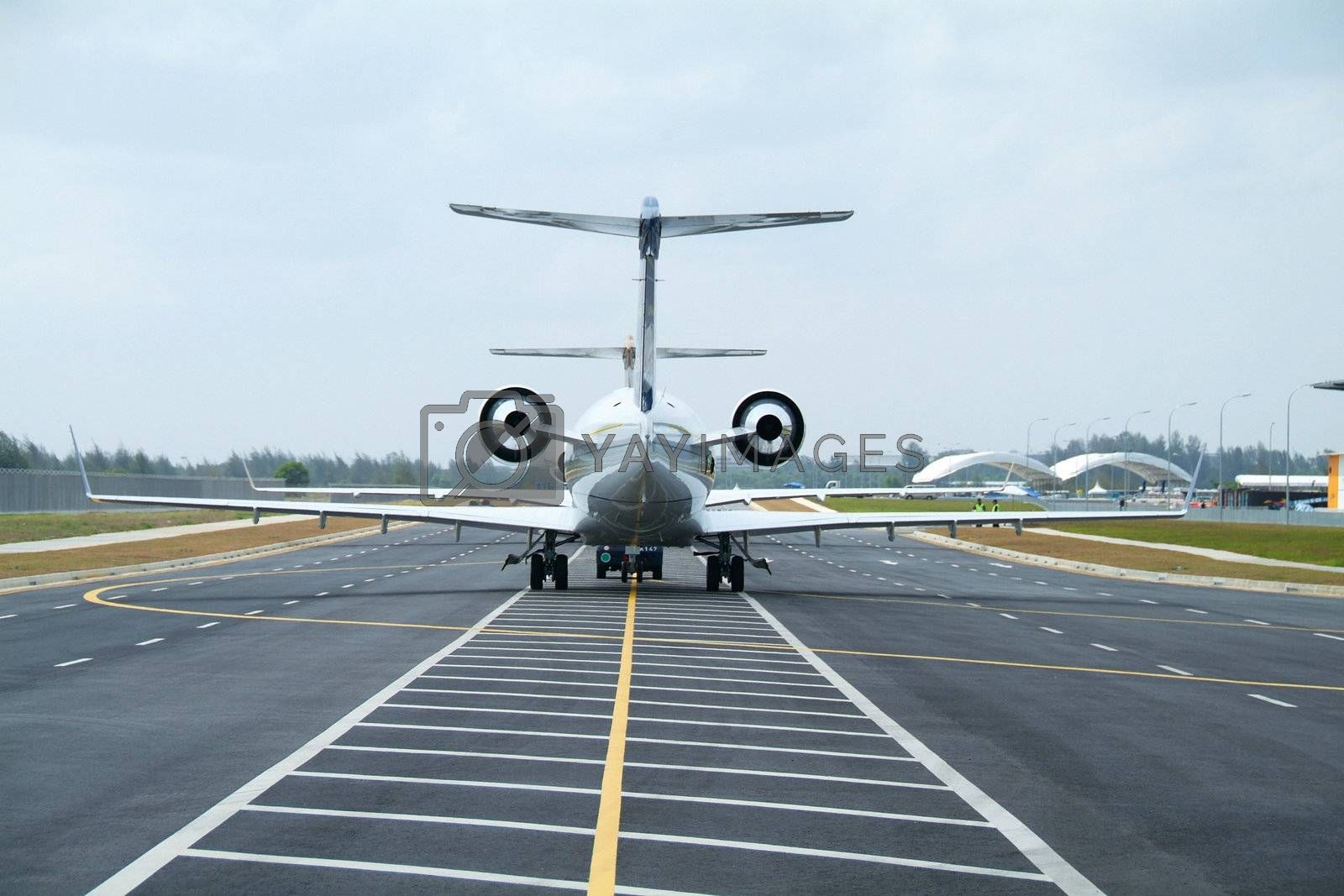 Two executive aircrafts by epixx