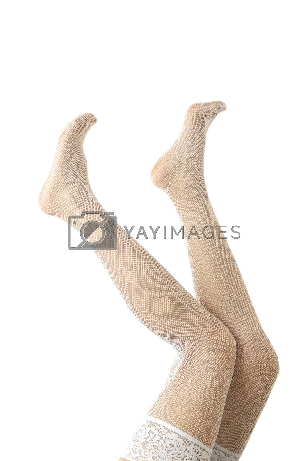 Sensuality of legs by Novic