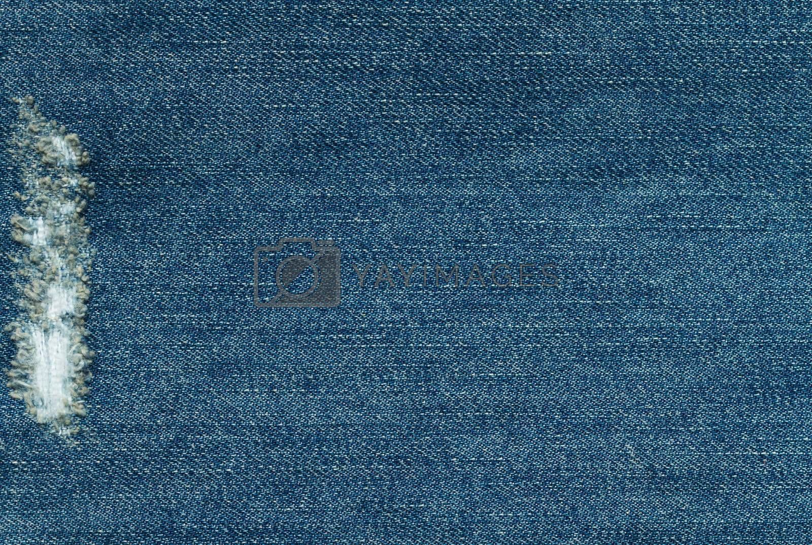 blue jean background