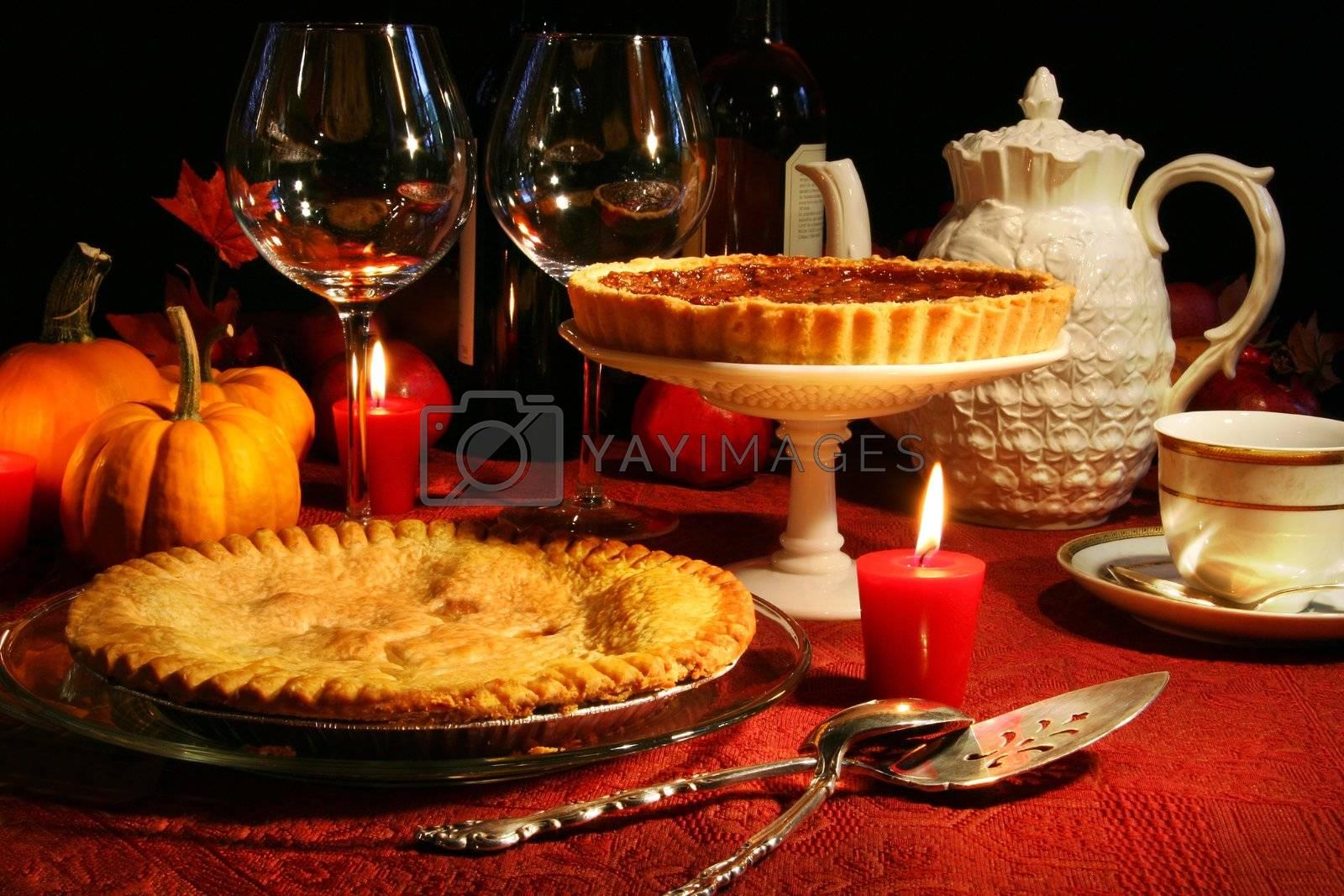 Festive desserts for thanksgiving