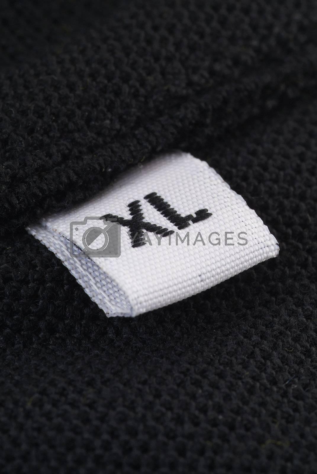 XL label by epixx