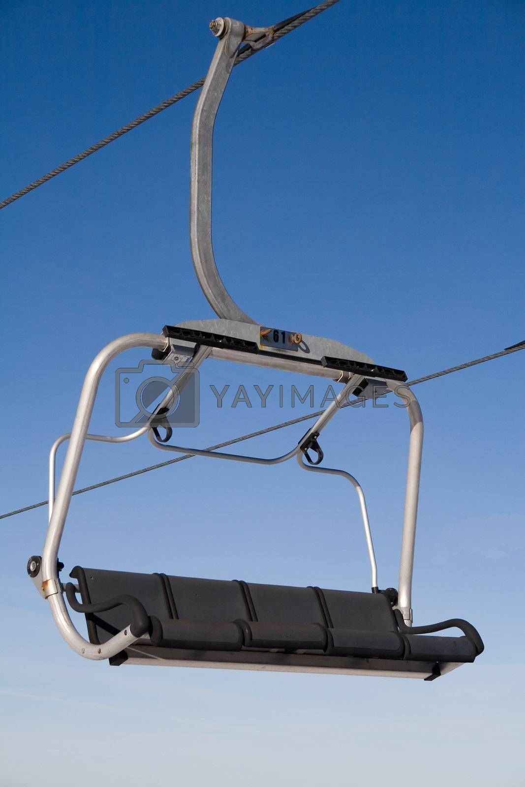 Chair lift  by PauloResende