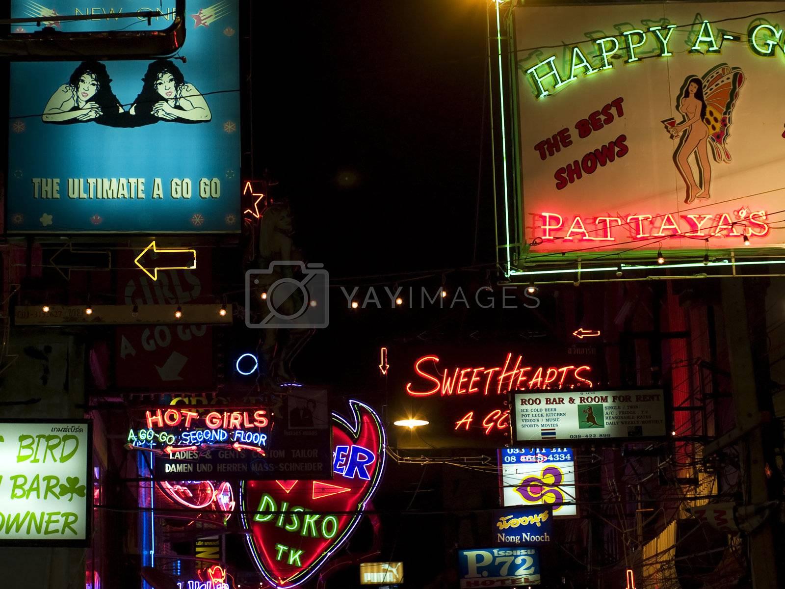 Pattaya entertainment by epixx