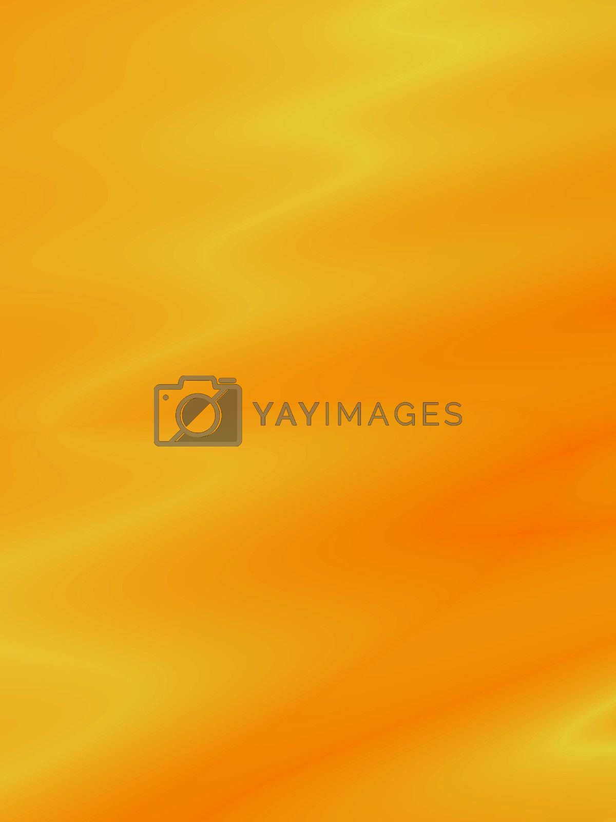 orange colored neutral presentation background