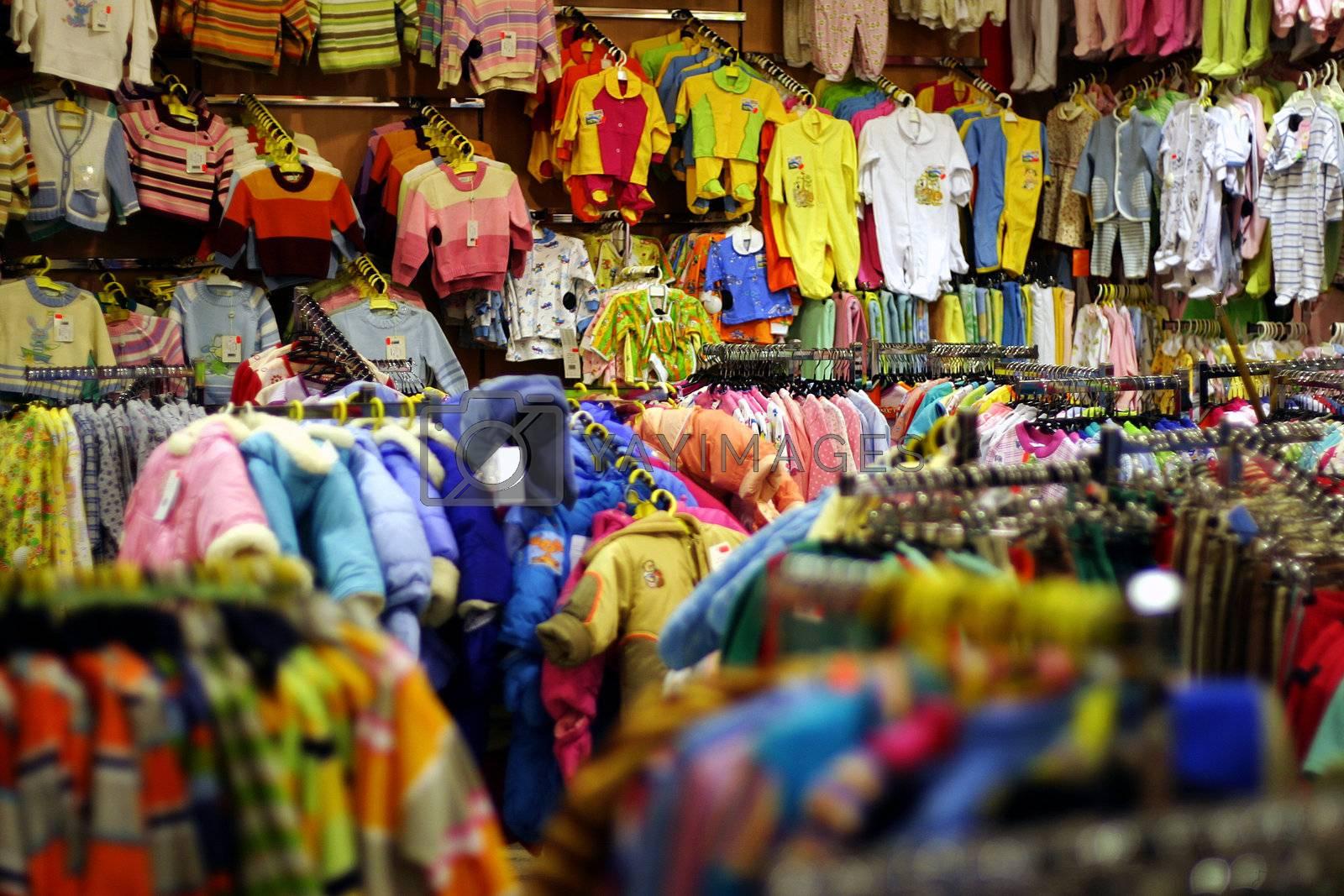 Babies clothes by Supertooper