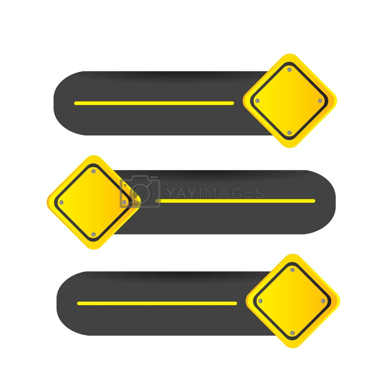 driving signal in different directions