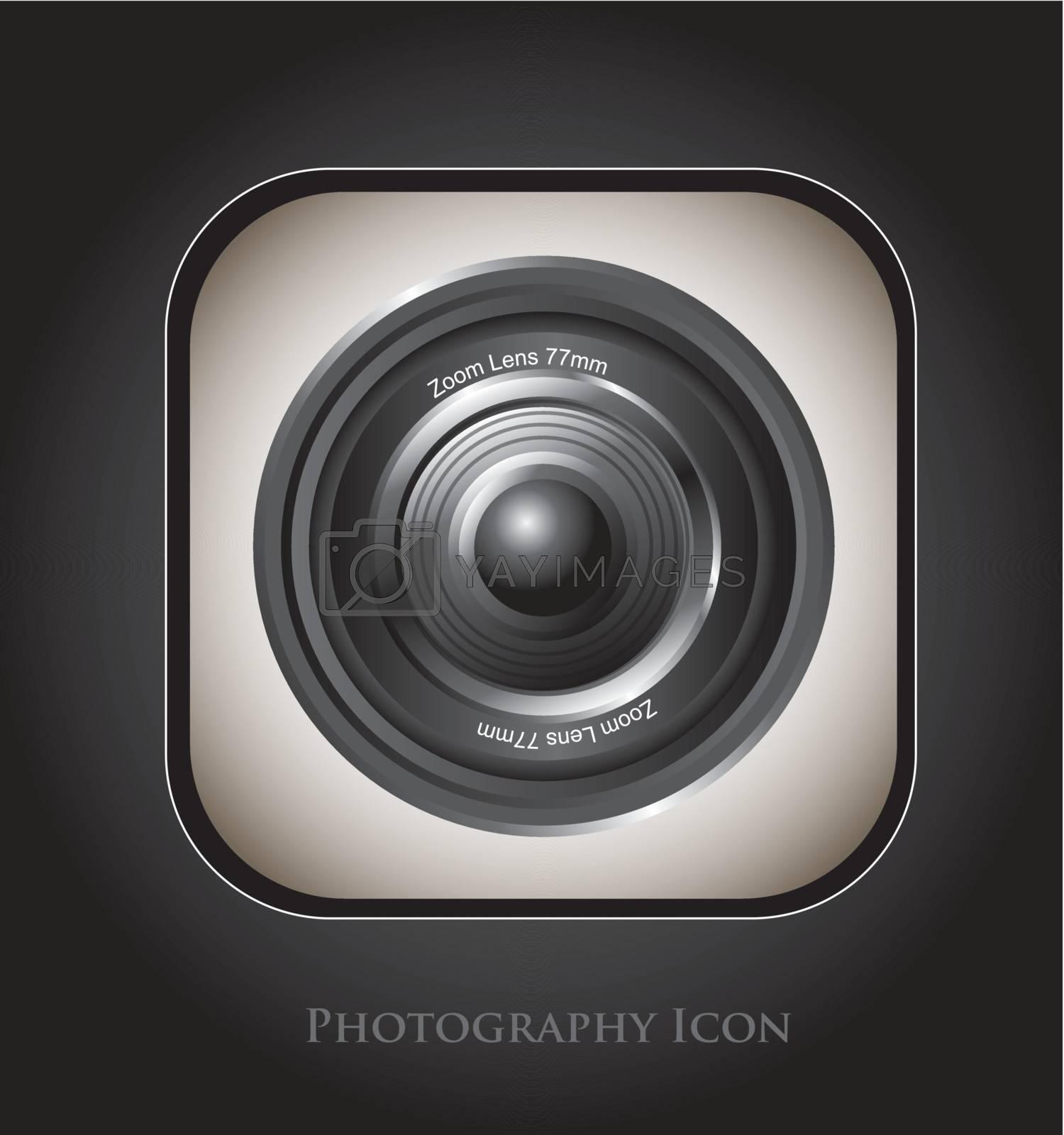 Photography icon  by yupiramos