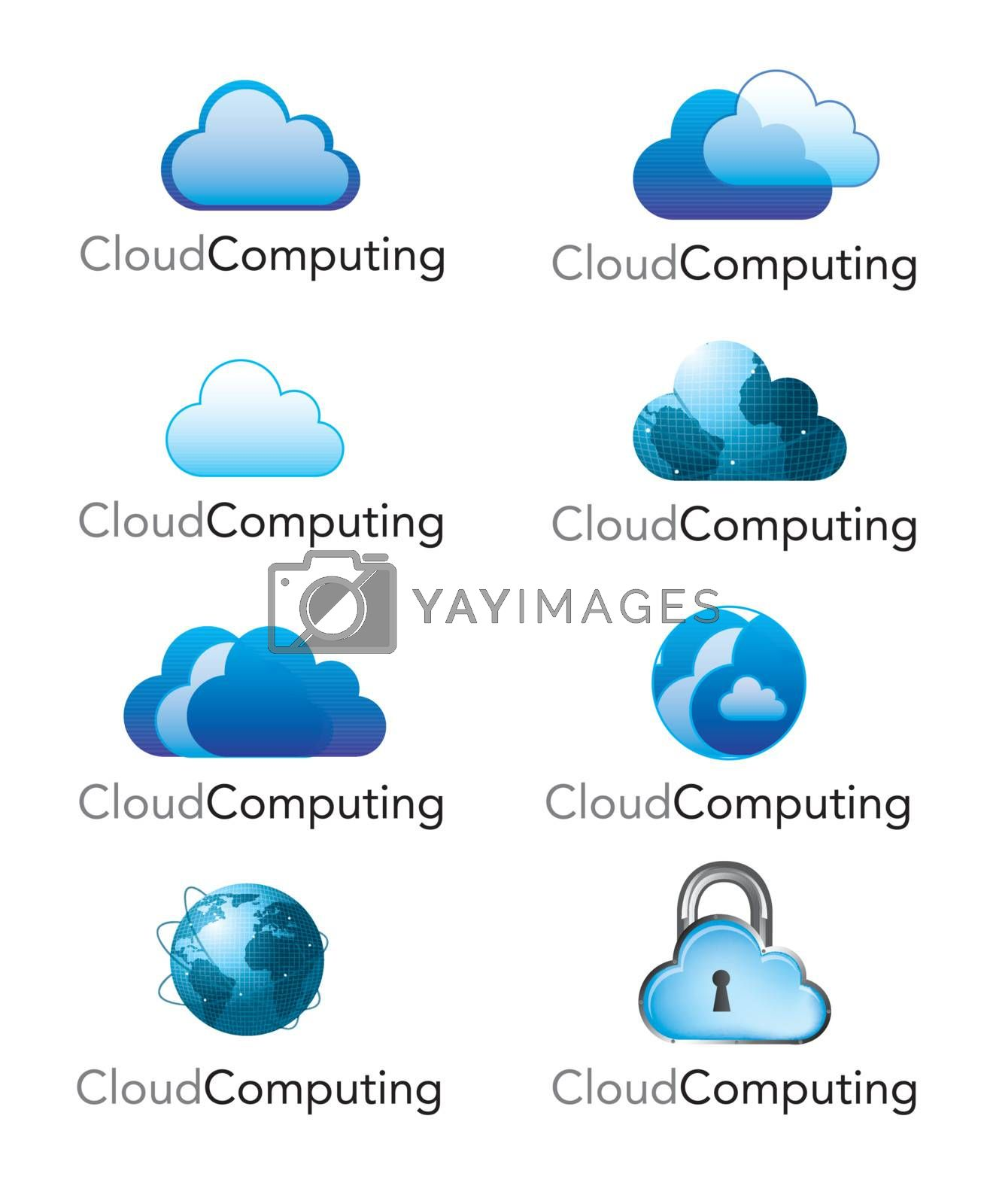 Clouds computing by yupiramos