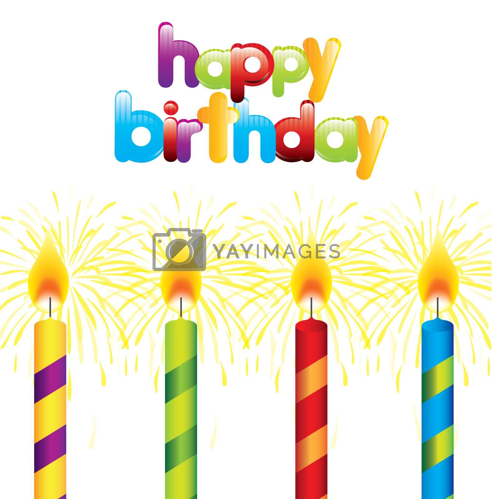 Happy Birthday by yupiramos