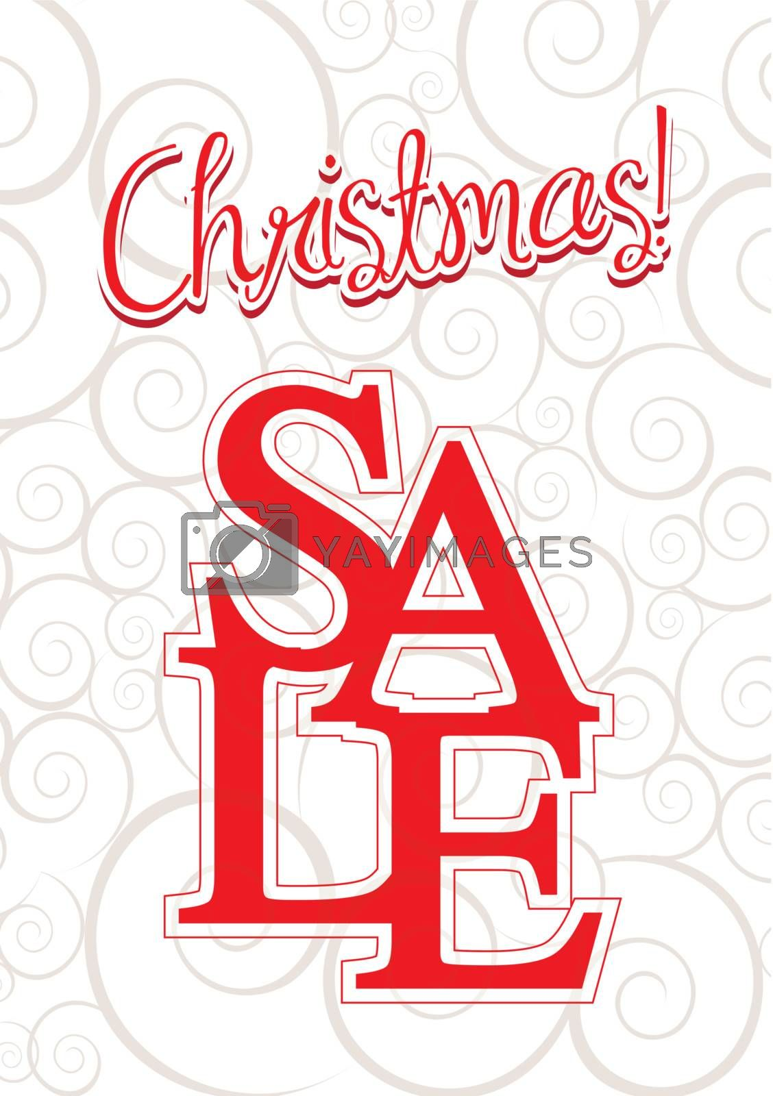 Christmas sale by yupiramos