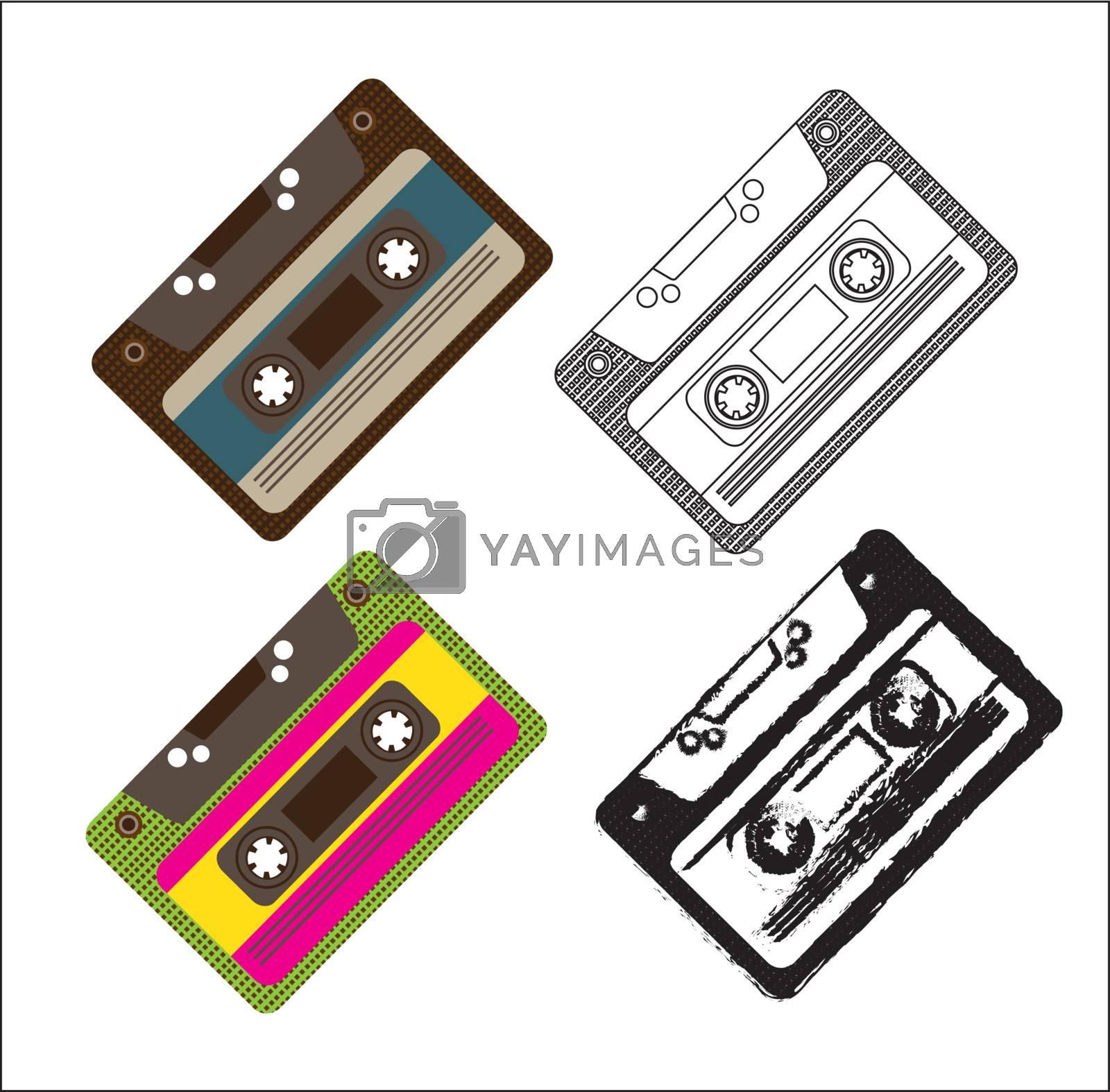 Cassettes by yupiramos