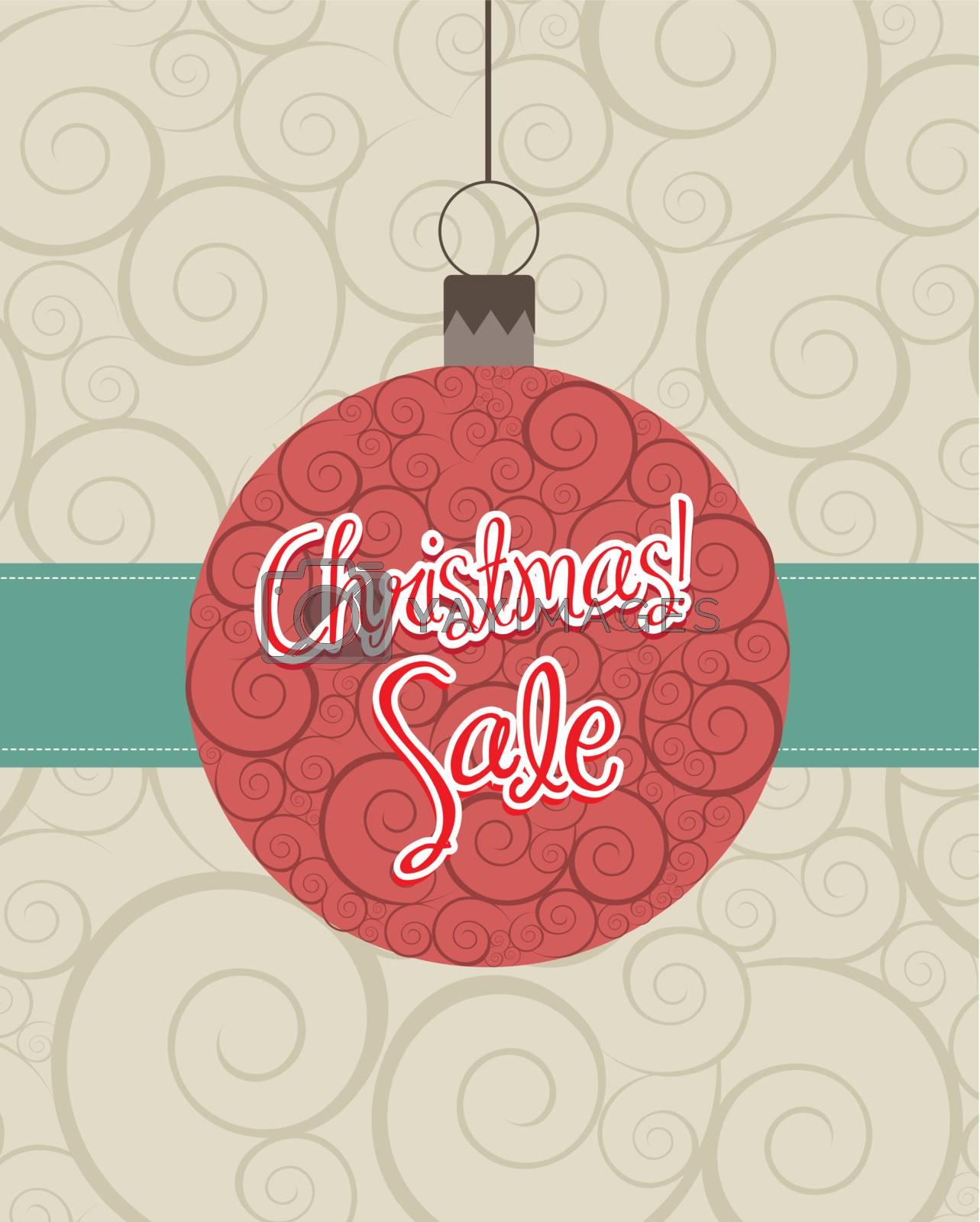 Christmas sales by yupiramos
