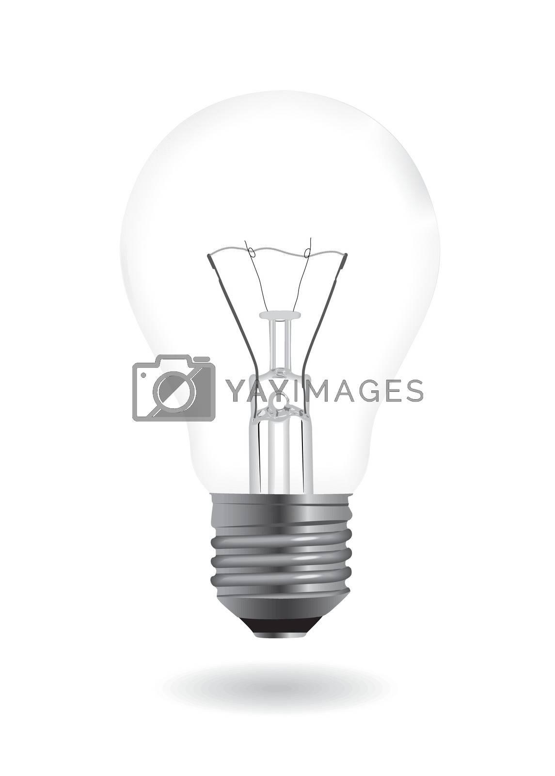 Bulb realistic by smoki