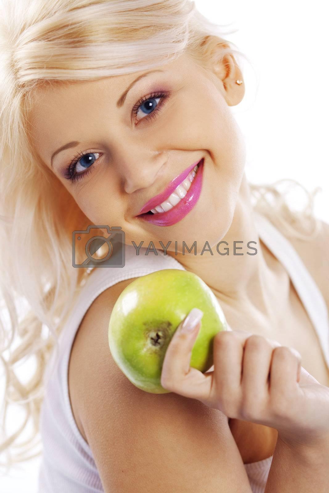 Healthy lifestyle by alenkasm