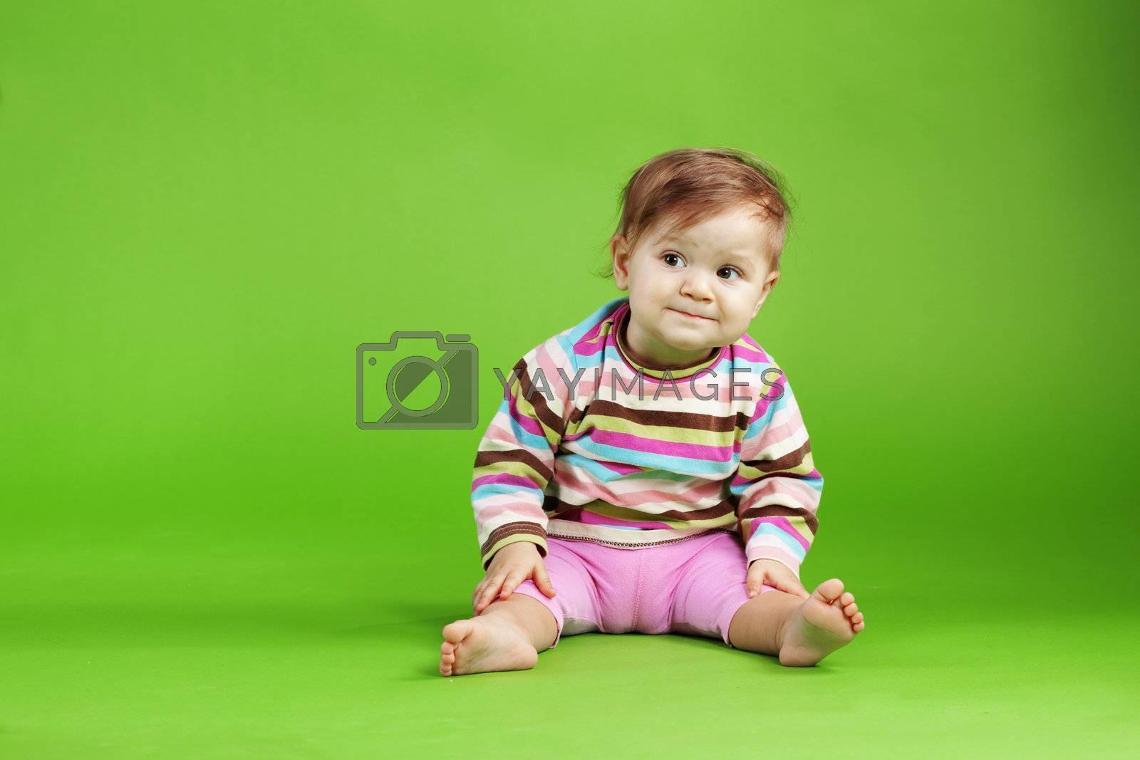 Baby by alenkasm