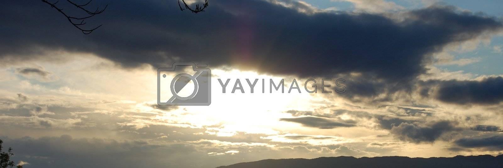 bilder fylt med fred og natur