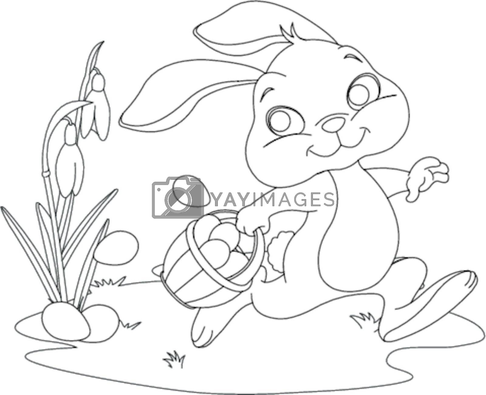 Easter Bunny Coloring Pages 2018 Easter egg Coloring book, easter ... | 1299x1600