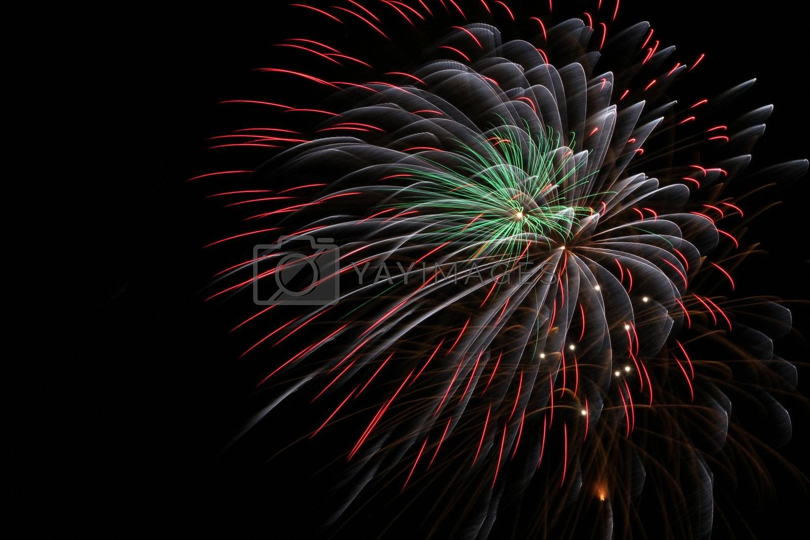 Fireworks by gigidread