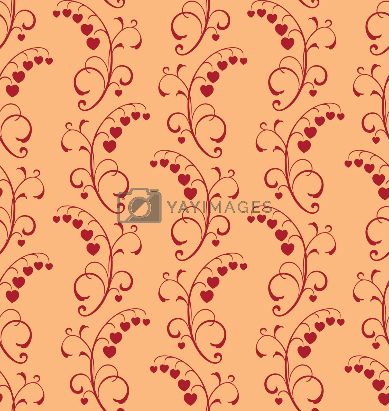 Floral background by ESSL