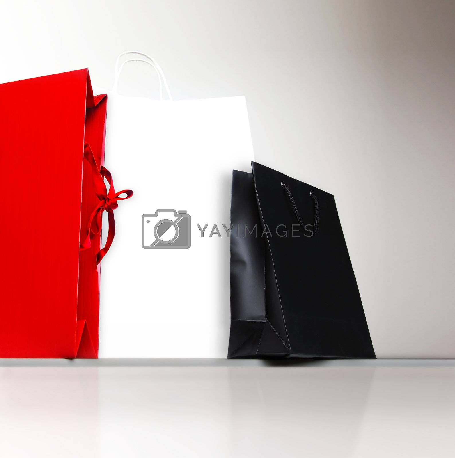 Shopping bags by Anna_Omelchenko