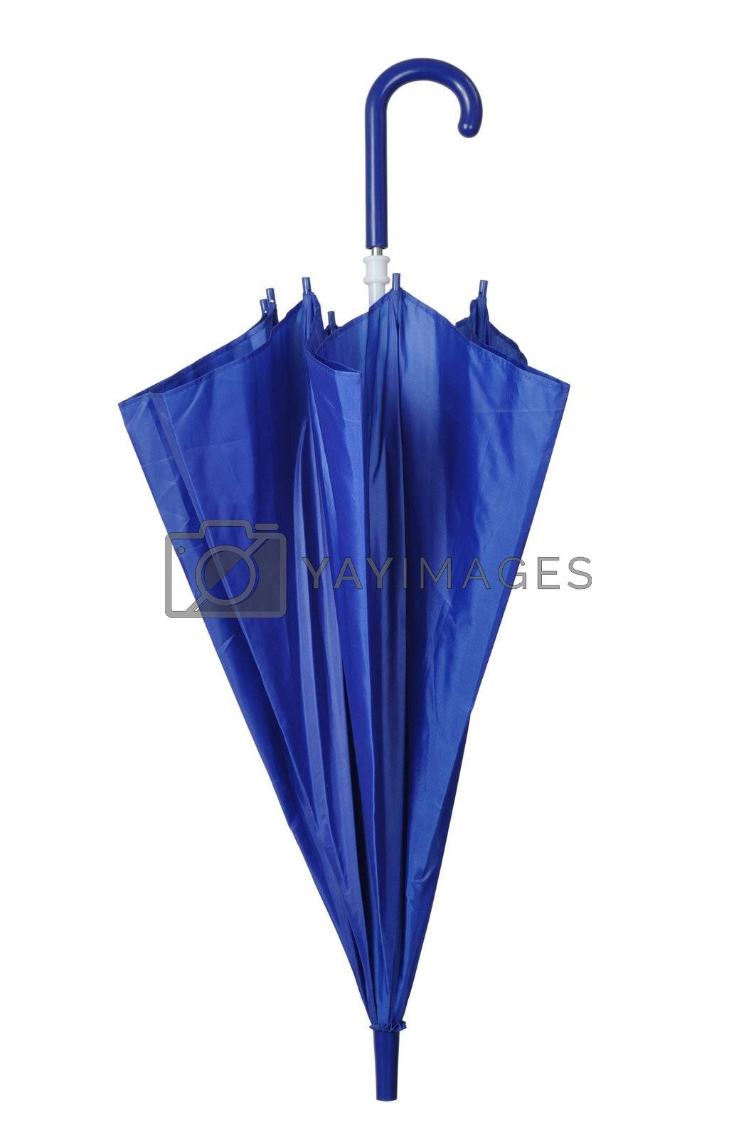 Blue Umbrella by ajt