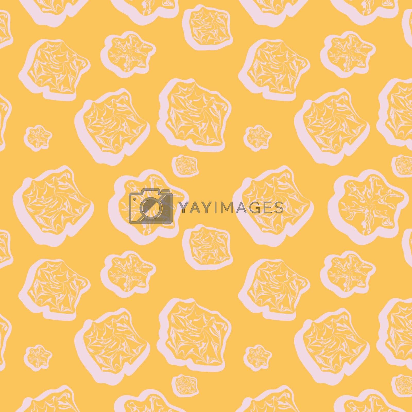 Original seamless background, vector, illustration