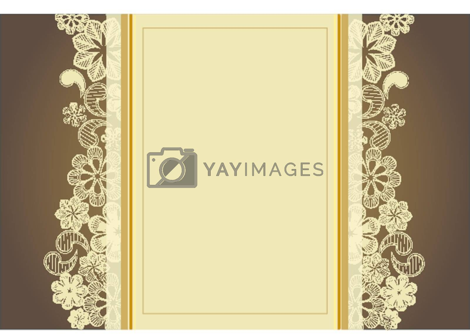 wedding background with place for your text