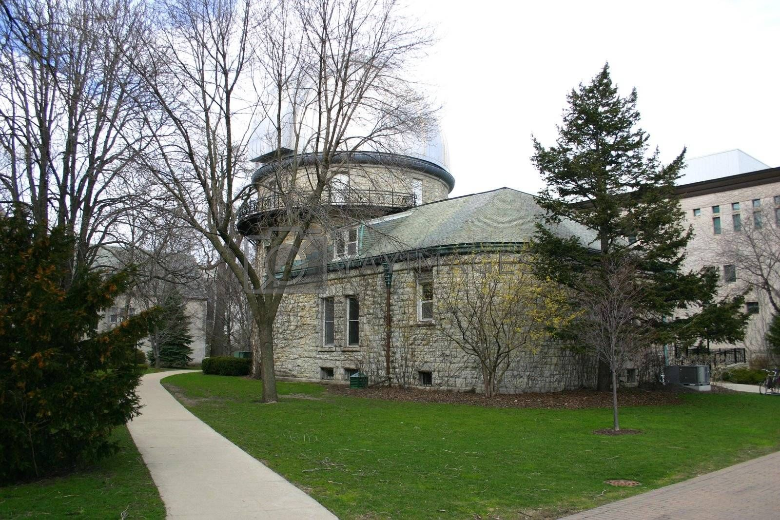 Observatory at Northwestern University, Evanston, IL, USA