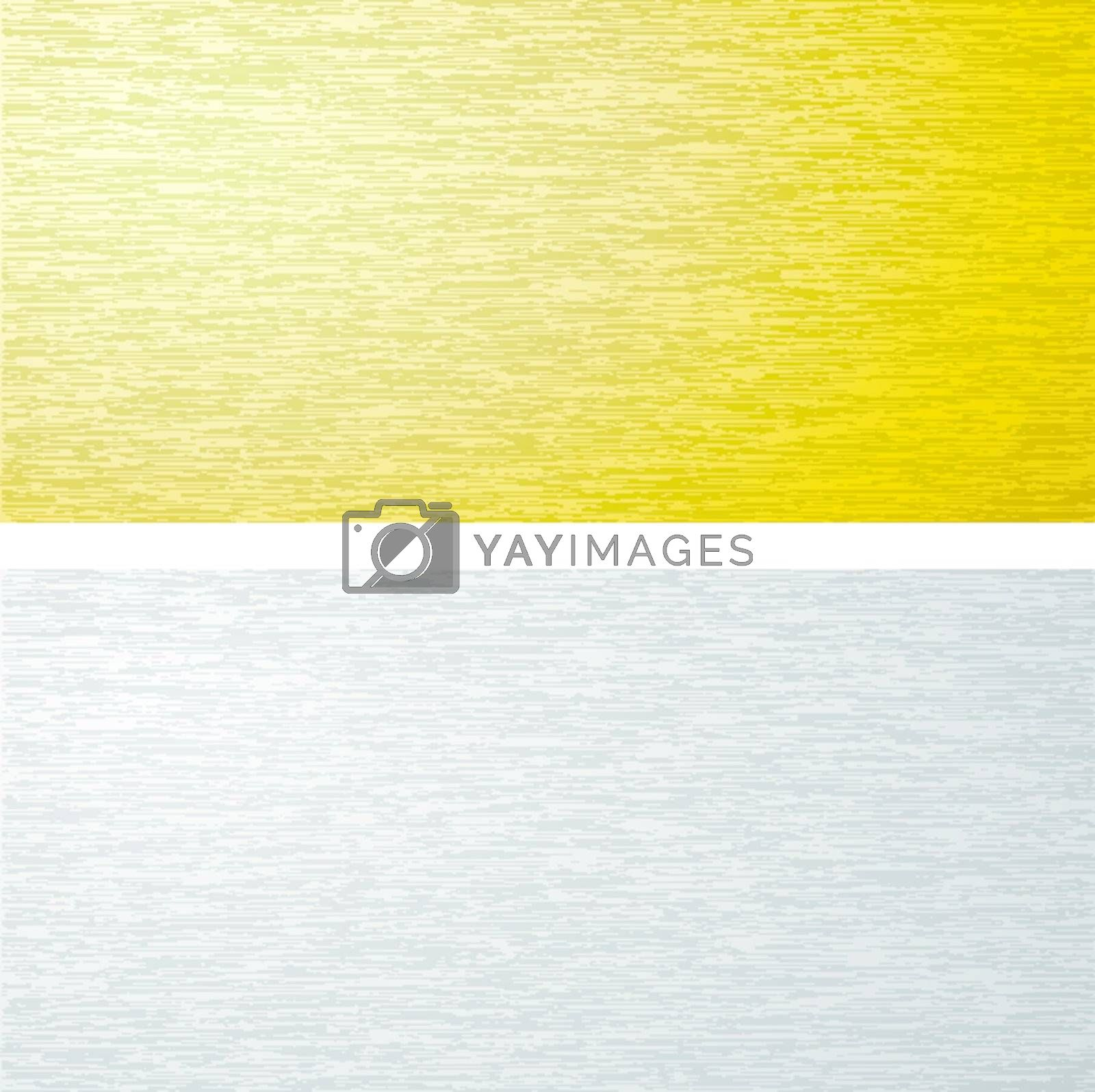 Vector gold texture