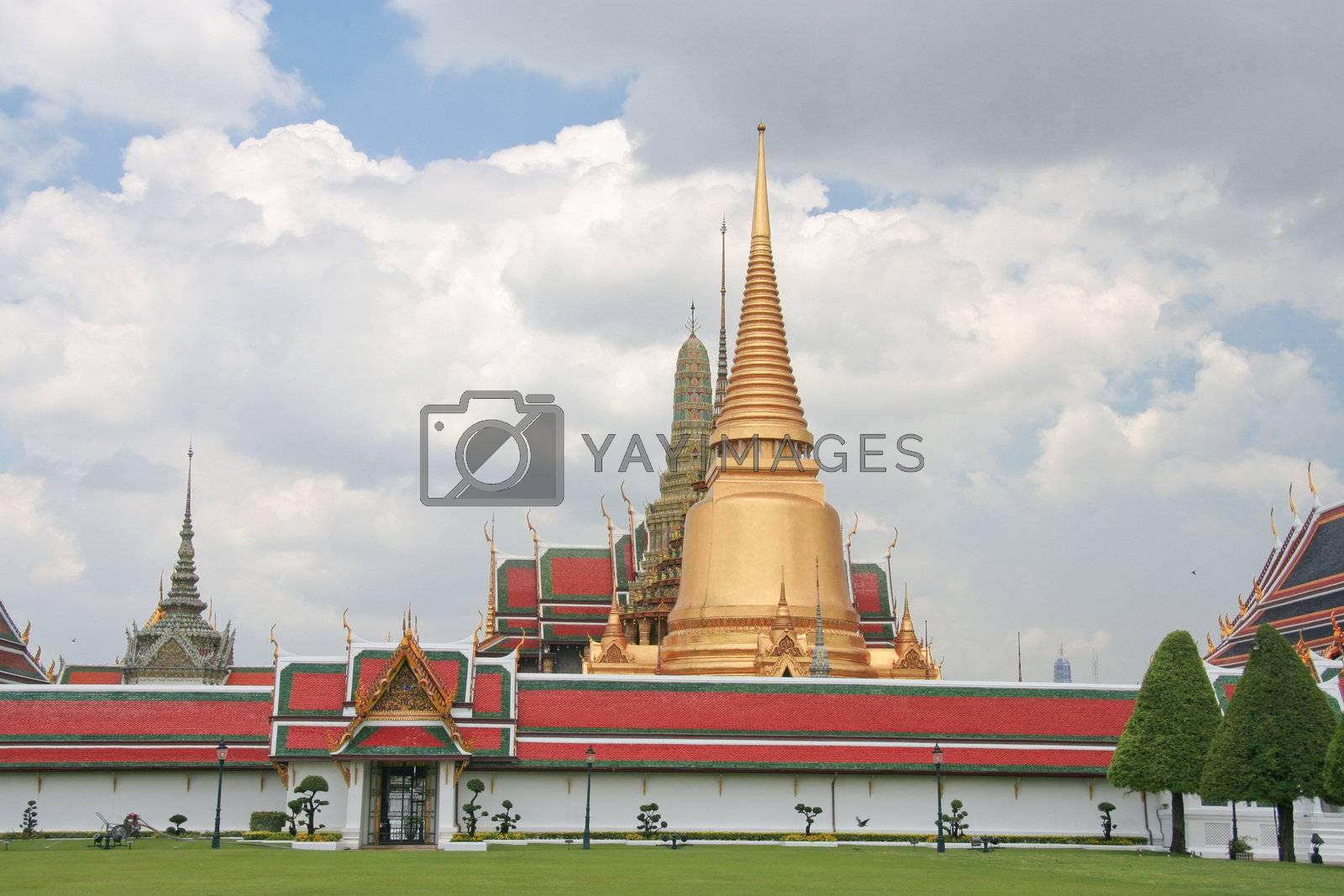 Grand Palace, Thailand