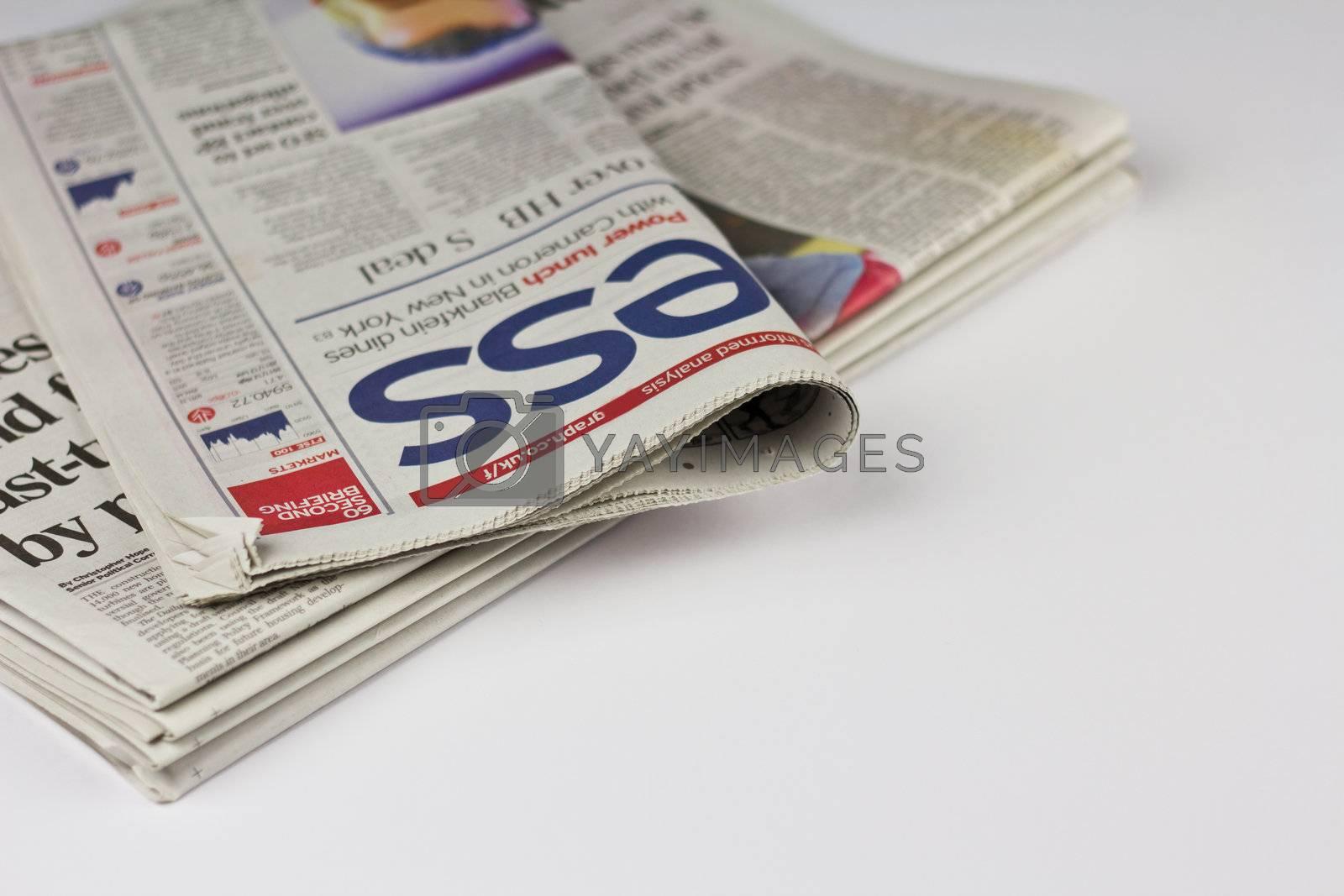 Fianacial and business Newspaper