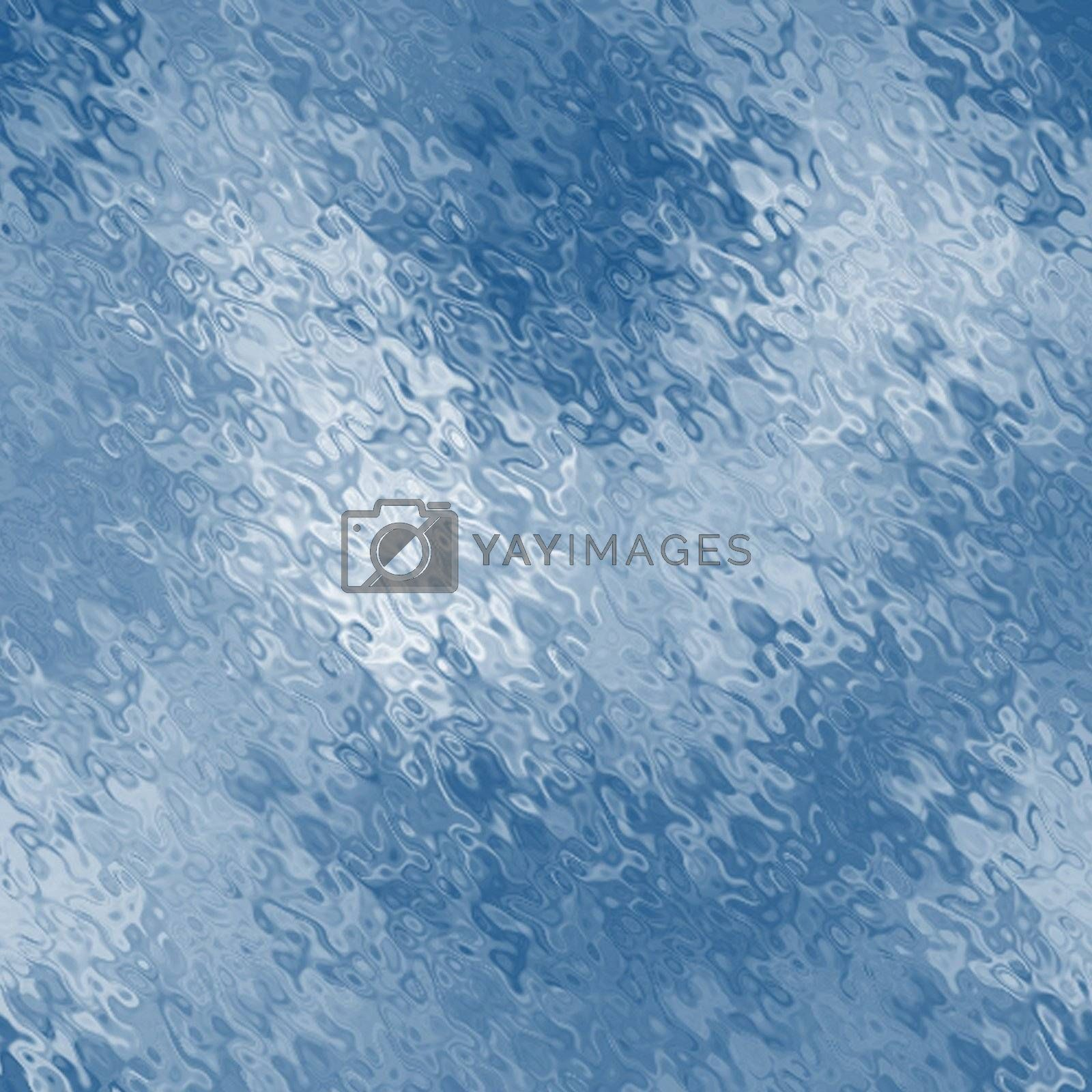 abstract blue sea water background