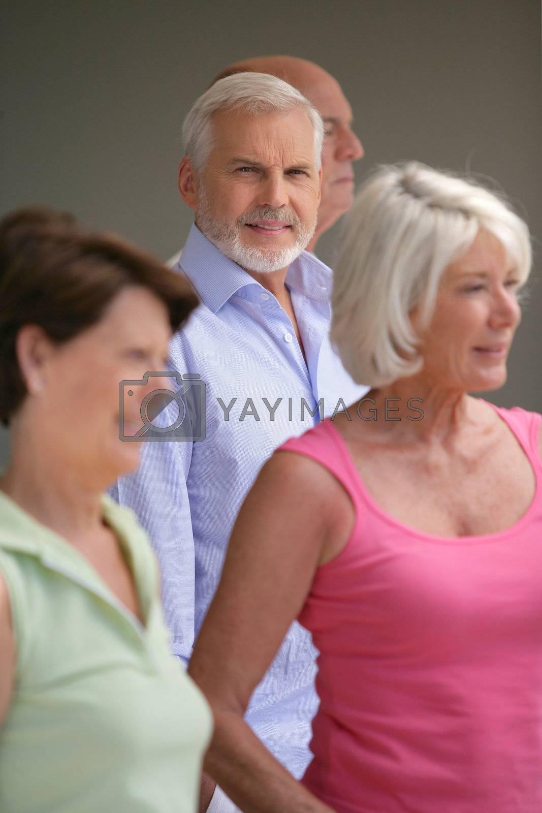 seniors meeting