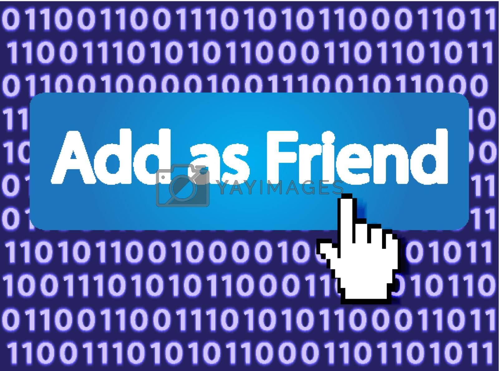 Add as Friend by smoki