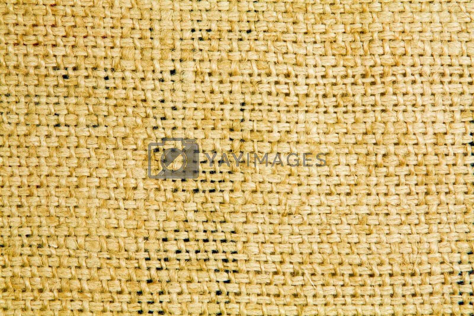 A blank grungy canvas texture. Great for backgrounds.