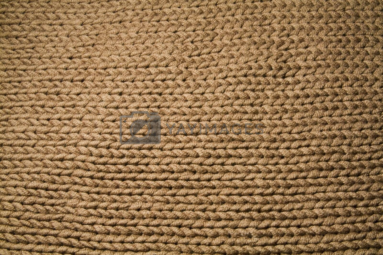 Textile Background - macro of a woolen texture.