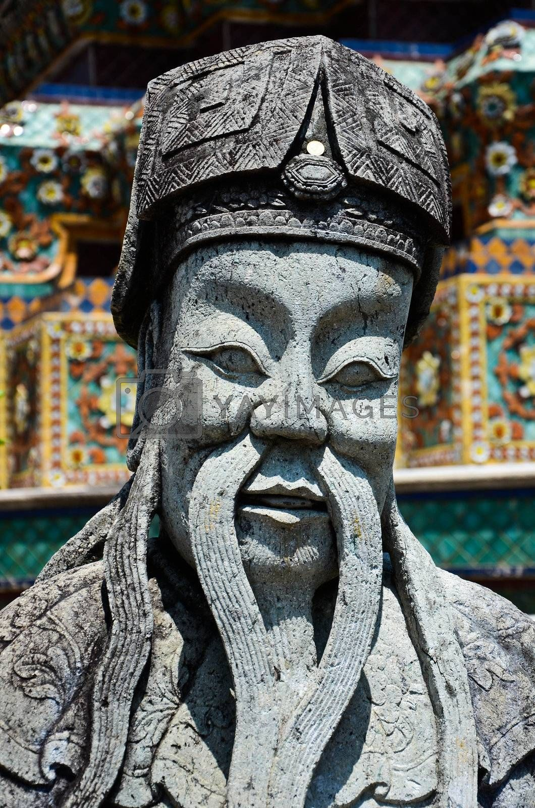 Photo of Chinese Sculpture by krajidrid