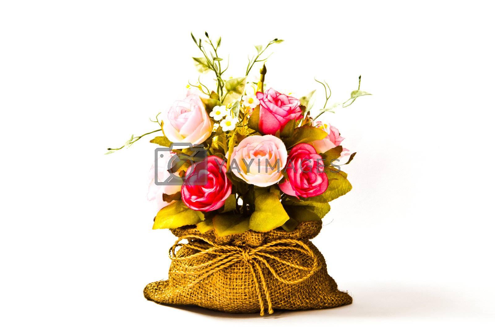 Decoration artificial flower by krajidrid