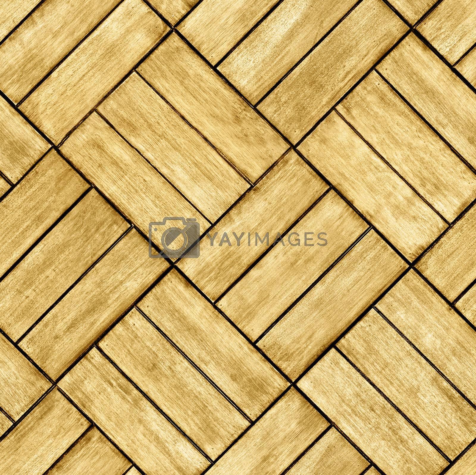 Parquet floor - seamless wood background