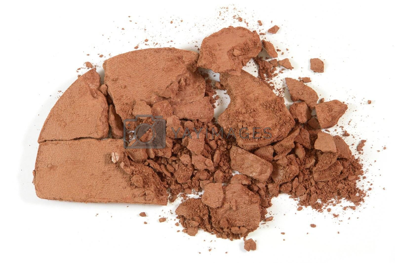 crushed blushon - makeup for fashion and beauty magazines