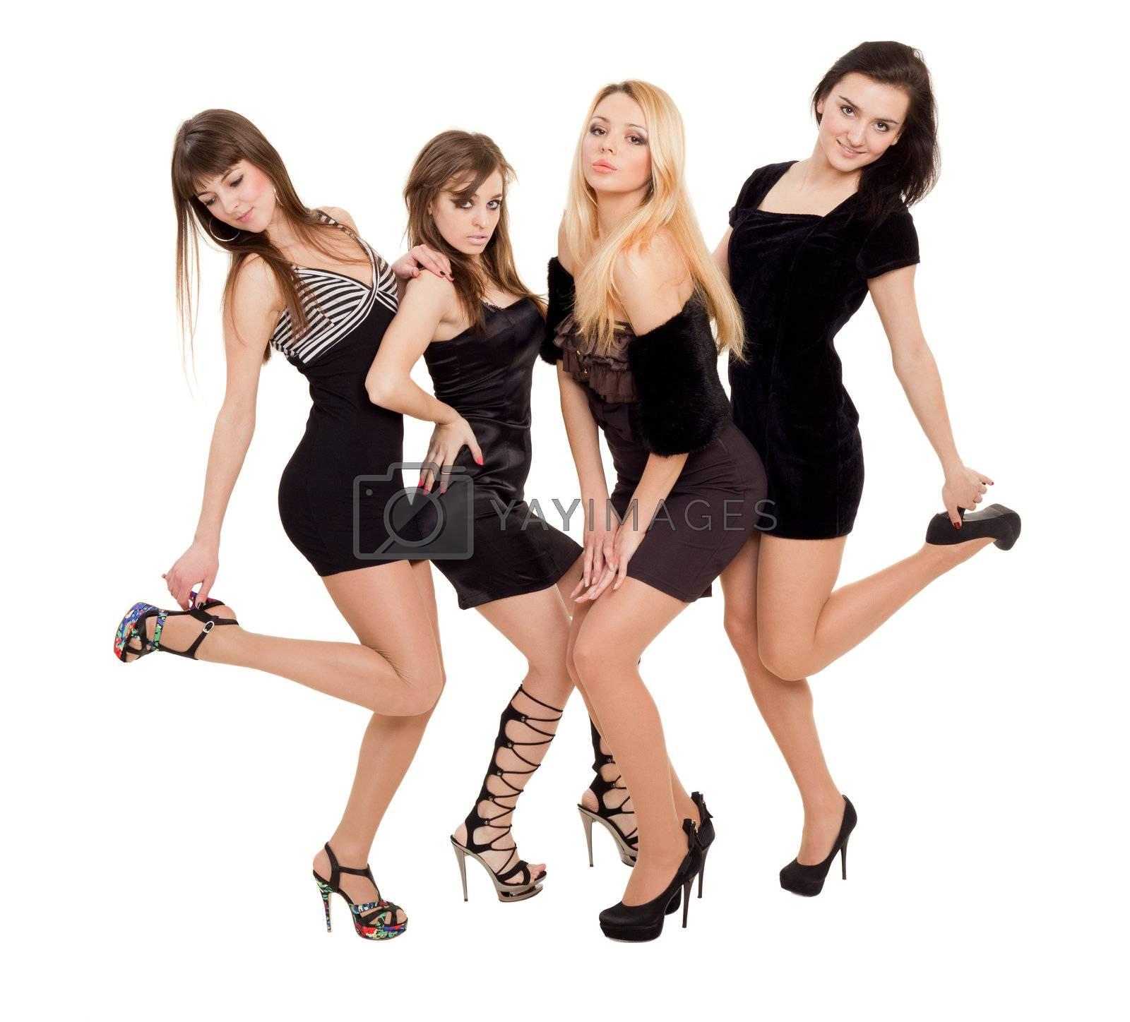 Fashion ladies by Igor Stramyk