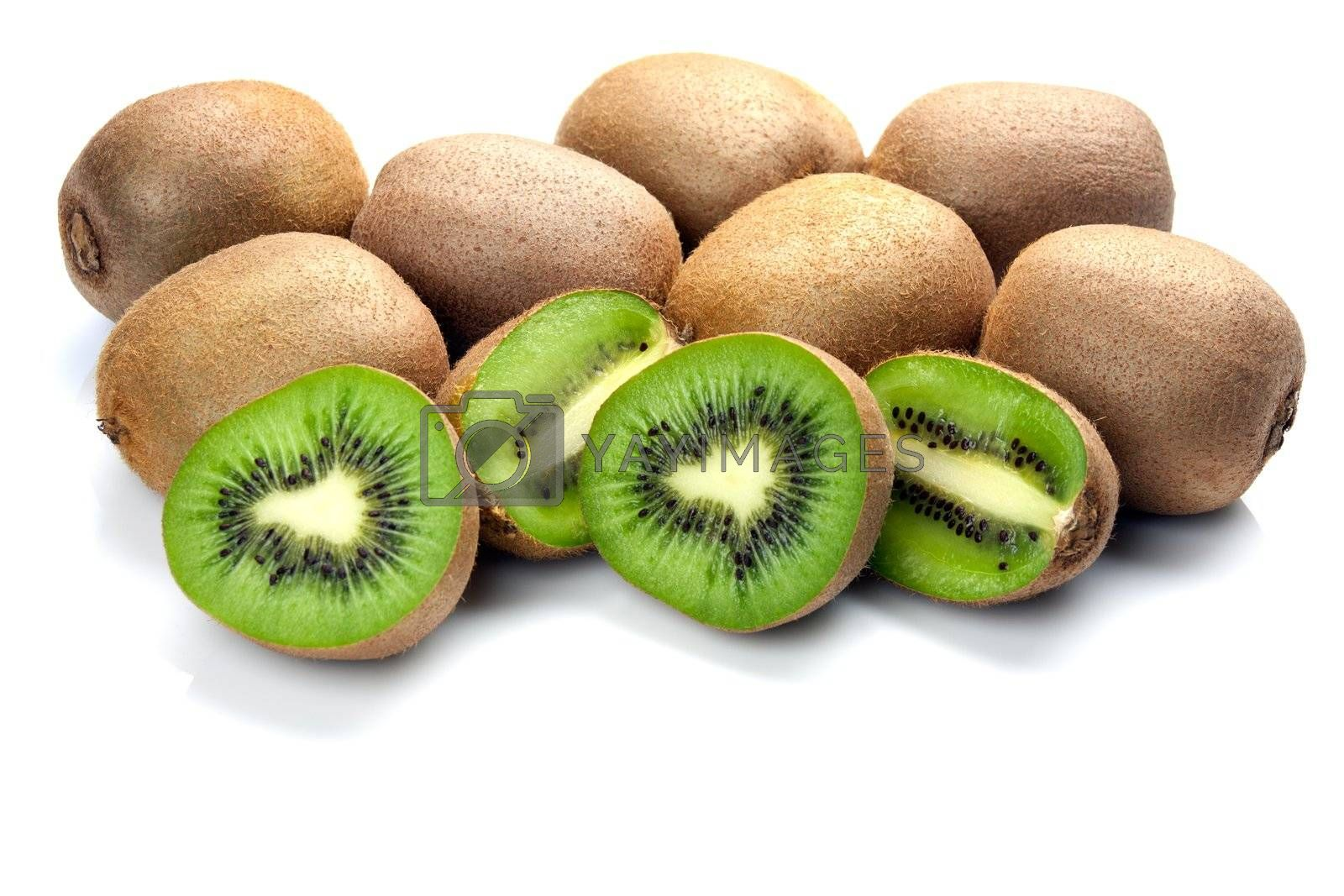 Royalty free image of Kiwi by sfinks